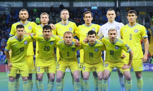 Названы лучший и худший игроки сборной Казахстана в матче против Боснии и Герцеговины
