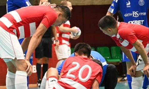 «Байтерек» обыграл «Каспий» в матче Кубка Казахстана