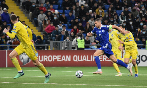 «Это первая победа». В Боснии и Герцеговине отметили уникальность выигранного у Казахстана матча в отборе ЧМ-2022