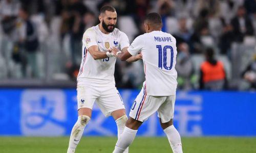 Прямая трансляция финала Лиги наций Испания — Франция