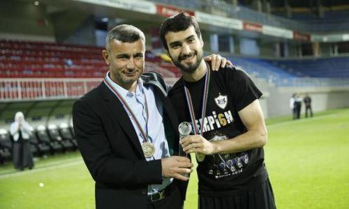 «Не стоит много говорить о Бердыеве». Наставник «Карабаха» не боится «Кайрат»