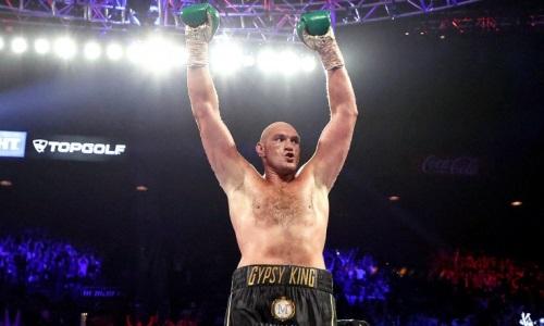 Фьюри дважды побывал в нокдауне и жестко нокаутировал Уайлдера в их третьем бою