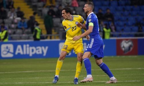 В сборной Казахстана уже четвертый капитан в отборе на ЧМ-2022