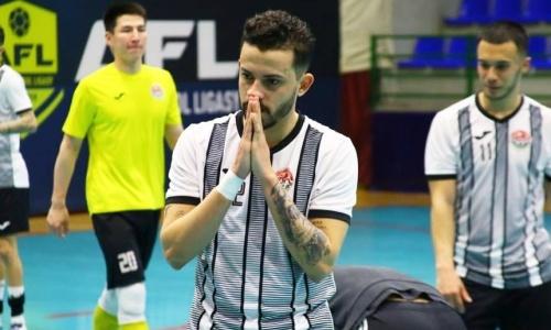 Стали известны лучшие бомбардиры Кубка Казахстана по футзалу после первого тура