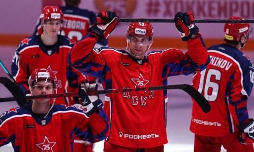 Хоккеист сборной Казахстана не помог избежать топ-клубу КХЛ поражения от аутсайдера. Видео