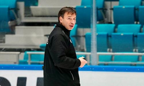 «Набрали хороший ход». Тренер «Ак Барса» обозначил сильные стороны «Барыса» и озвучил мотивацию Панюкова