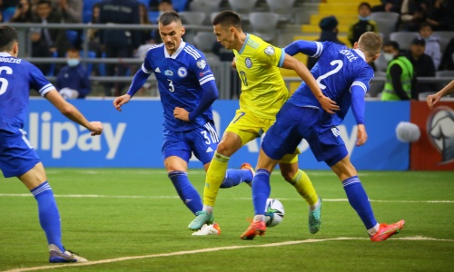 «Важная победа искалеченных». О чем пишут боснийские СМИ после матча с Казахстаном в Нур-Султане