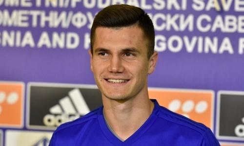 Игрок сборной Боснии и Герцеговины озвучил решающие факторы в победе над Казахстаном