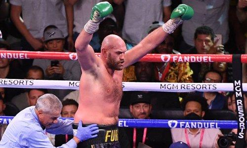 «Он постоянно бил в висок». Российский боксер вспомнил победу над Тайсоном Фьюри. Видео