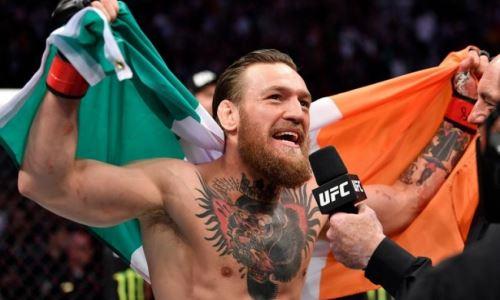 Уроженец Казахстана призвал исключить Макгрегора из топ-10 рейтинга UFC