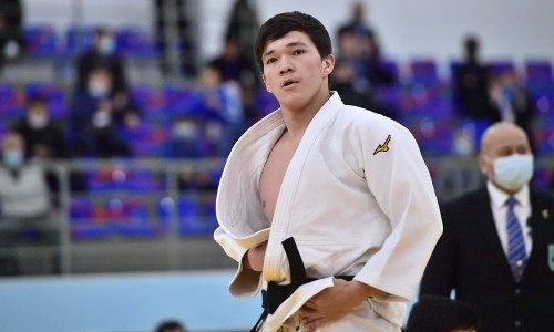 Казахстан завершил выступление на молодежном чемпионате мира по дзюдо с одной медалью