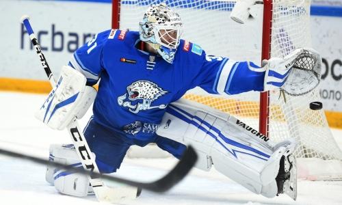 «Барыс» разнесли дома в матче с девятью шайбами в КХЛ