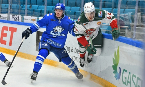«Барыс» установил антирекорд сезона КХЛ