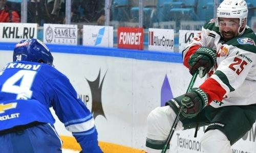 Видеообзор матча КХЛ, или Как «Барыс» пропустил шесть шайб от «Ак Барса»
