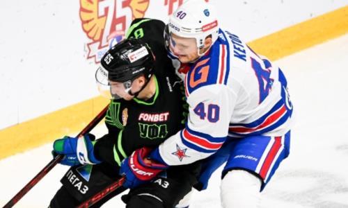 Нанесший «Барысу» крупнейшее поражение в сезоне клуб КХЛ разгромлен дома