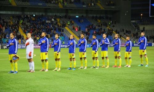 Прямая трансляция матча Казахстан — Финляндия в отборе на ЧМ-2022