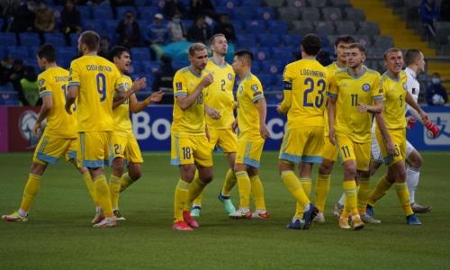 Назван победитель матча Казахстан — Финляндия в отборе на ЧМ-2022