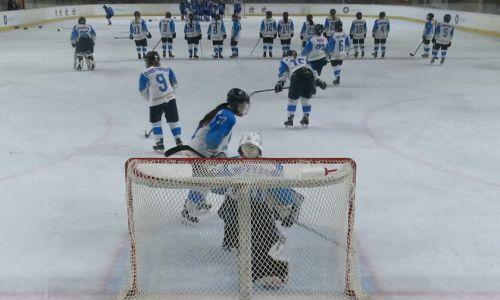 Женская сборная Казахстана по хоккею вела в счете и осталась без Олимпиады-2022