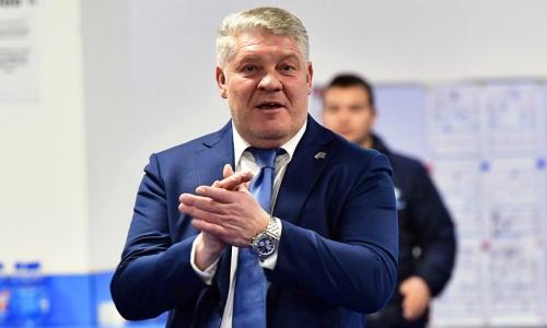 Юрий Михайлис взлетел в рейтинге тренеров КХЛ