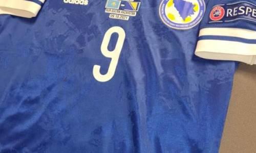 Майка героя матча Казахстан — Босния и Герцеговина уйдет в Европе с аукциона