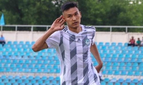 Тохтар Жангылышбай сыграл первый матч за год и сделал это в составе нового клуба