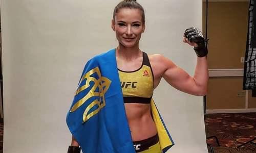 Украинская файтерша в четвертый раз кряду снялась с боя UFC после вызова Агаповой