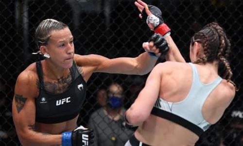 «Королева насилия». Марии Агаповой нашли соперницу для битвы-триллера в UFC