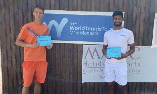 Казахстанский теннисист завоевал 13-й титул в карьере