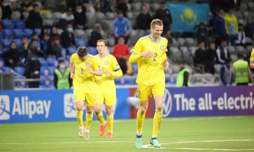 На Украине дали оценку ситуации в группе Казахстана в отборе к ЧМ-2022