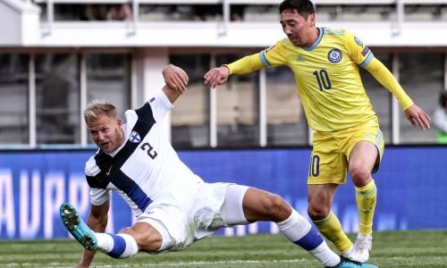 «Имеют худшие показатели». Счет матча Казахстан — Финляндия спрогнозировали за рубежом