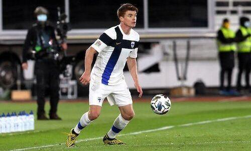 Защитник сборной Финляндии высказался о предстоящем матче матче отбора ЧМ-2022 с Казахстаном в Нур-Султане