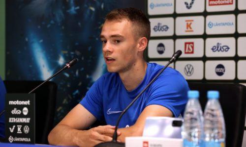 Игрок сборной Финляндии высказался оматче сКазахстаном исравнил команду Байсуфинова сУкраиной