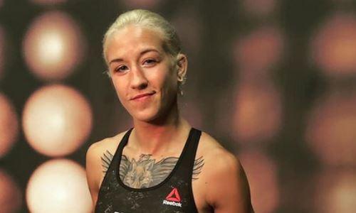Красотка из UFC отреагировала на победу Агаповой и обратилась к казахстанцам