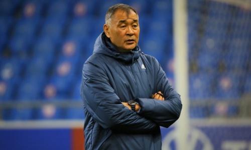 «За два дня подготовки много чего не сделаешь». Талгат Байсуфинов ответил на критику перед матчем с Финляндией