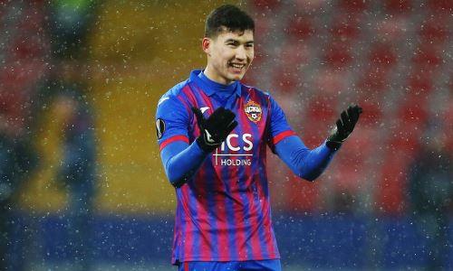 Зайнутдинов попал в ТОП-3 рейтинга самых дорогих футболистов Центральной Азии