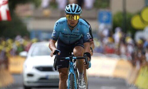 «Смог использовать». Казахстанский велогонщик «Астаны» раскрыл секрет победы на «Коппа Агостини»