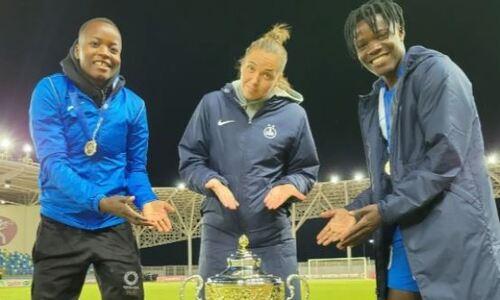 В Африке отреагировали на чемпионство казахстанского клуба