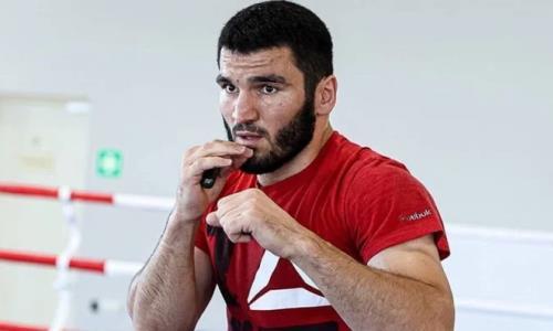 Артур Бетербиев сделал заявление о своем дебюте в UFC