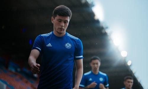 Футболист «Актобе» дебютировал за молодежную сборную Казахстана