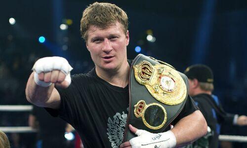 Поветкин назвал двух соперников для возвращения на ринг