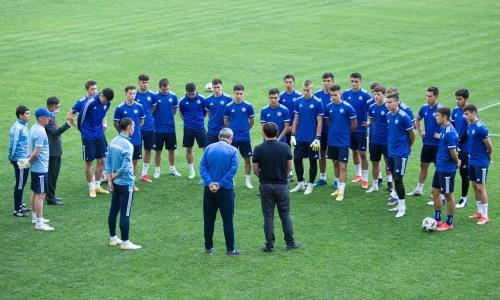 Молодежка Казахстана в третий раз сыграет с Турцией