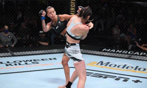 Предсказали «Будущее». В UFC нашли следующую соперницу для Марии Агаповой