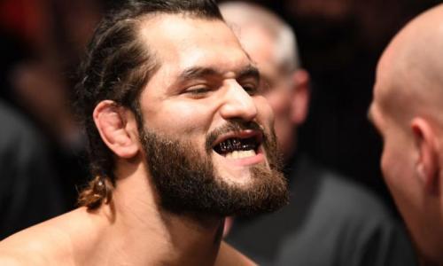 Стало известно имя следующего соперника Хорхе Масвидаля в UFC