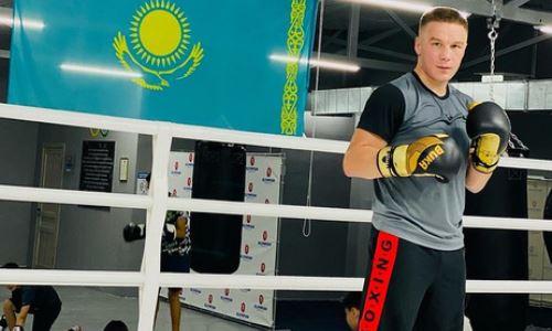 Казахстанский боксер посмеялся над «диванными экспертами». Фото