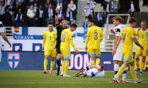«Все в команде невероятно злы». Назван точный исход матча отбора ЧМ-2022 Казахстан — Финляндия