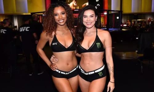 «Хабиб трясет кулаком». UFC опубликовал сексуальное видео с ринг-герлз