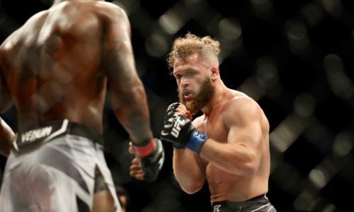 UFC официально анонсировал бой уроженца Казахстана против топового австралийца с серией из семи побед