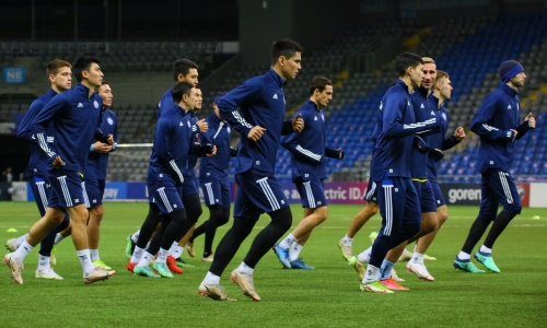 Сборная Казахстана назвала стартовый состав на домашний матч против Финляндии