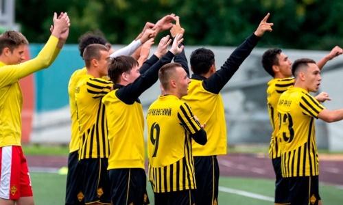 В клубе РПЛ отметили разгромную победу «Кайрат-Москва» над «Зенитом-2»