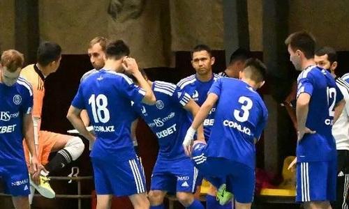 «Каспий» одержал первую победу в Кубке Казахстана